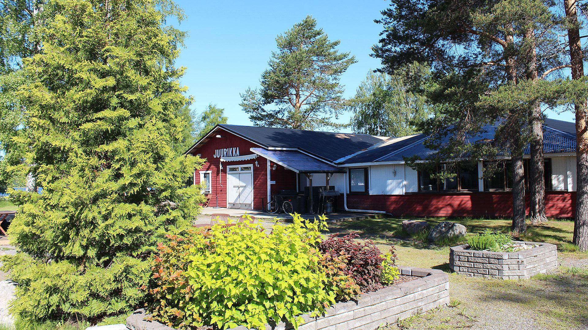 Juhlatalo Juurikkasaari